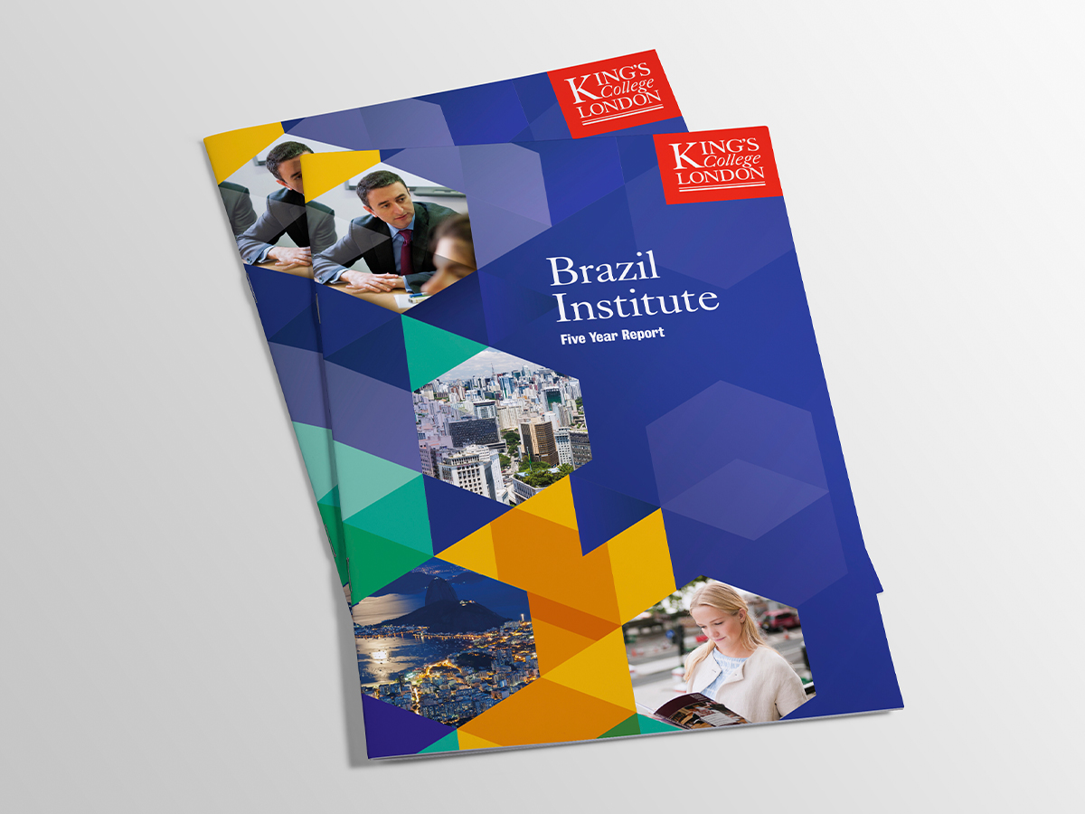 Brazil 5 Year Report - Cover